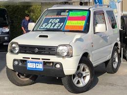 スズキ ジムニー 660 ワイルドウインド 4WD 6型AT HDDナビ シートヒータ 電格ミラー