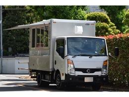 日産 アトラス キッチンカー キッチンカー 移動販売