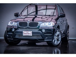 BMW X5 xドライブ 35d ブルーパフォーマンス 4WD 黒革 Bluetoothヘッドアップディスプレイ