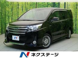 トヨタ ノア 1.8 ハイブリッド Si 純正10型ナビ フルセグTV