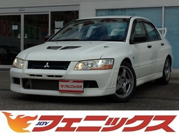 三菱 ランサーエボリューション 2.0 RS VII 4WD タイベル交換済み記録簿エモーション車高調