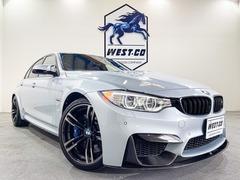 BMW M3 セダン の中古車 M DCT ドライブロジック 大阪府松原市 468.0万円