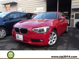 BMW 1シリーズ 116i バックカメラ・ETC・記録簿