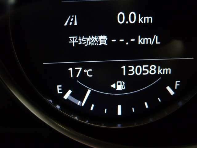 ☆走行距離は13058Kmです☆