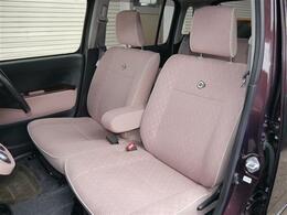 ピンクベージュカラーのファブリックシート・ホワイトパイピング&COCOAロゴマーク入りのチャーミングなシート