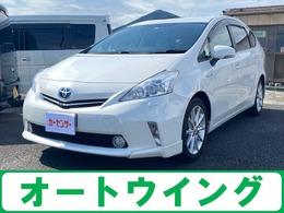 トヨタ プリウスα 1.8 S ツーリングセレクション 純正ナビ TV バックモニター ETC付き