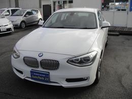 BMW 1シリーズ 116i スタイル 純正ナビ・HID・ハーフレザー