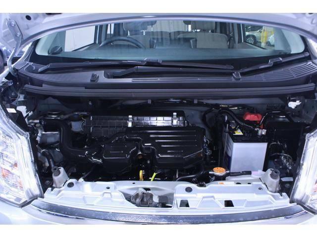 定速トルクに優れたエンジンは使いやすい特性です!