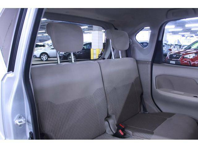 ◆リヤシートは足元も広々◆ドアの開口面積も広いので乗り降りも楽◆くつろぎの時間を過ごして頂けます◆