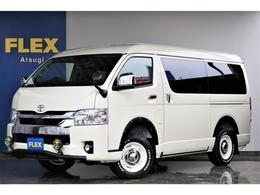 トヨタ ハイエース 2.7 GL ロング ミドルルーフ 4WD シートアレンジVer1