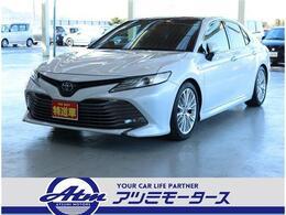 トヨタ カムリ 2.5 G レザーパッケージ 車検ロング・パノラマR・ナビ・ドラレコ