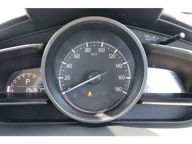 【内装】現メーター26,167kmで、まだまだこれからのお車です!