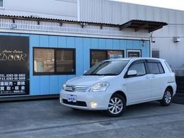 トヨタ ラウム 1.5 Gパッケージ 4WD 車検4年3月・走行53000km・バックカメラ