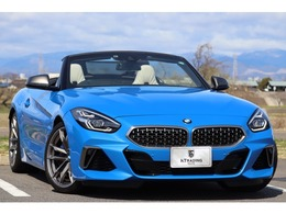 BMW Z4 M40i 新車保証 harman/kardon 19アロイホイール