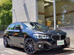 BMW 1シリーズ 118i Mスポーツ 走行12千キロ OP19インチアルミ 黒レザー