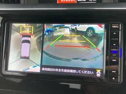 便利な【パノラマビューモニター】も装備♪駐車が苦手な方でも安心して安全確認ができるオススメな便利機能です。