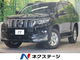 トヨタ ランドクルーザープラド 2.8 TX ディーゼルターボ 4WD 未使用車 サンルーフ モデリスタエアロ
