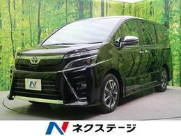 トヨタ ヴォクシー 2.0 ZS セーフティセンス 10型ナビ 両側電動ドア