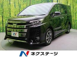 トヨタ ノア 2.0 Si WxBIII 登録済未使用車 両側電動ドア LEDヘッド