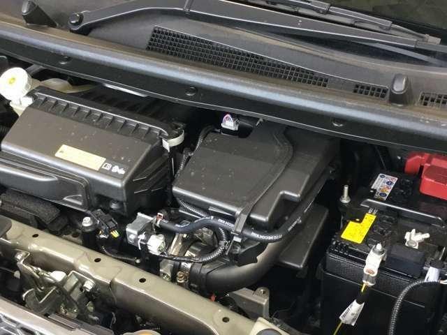☆技能資格スタッフがエンジン・ブレーキ・足回りからお車の細部までしっかりしたメンテナンスをいたします!