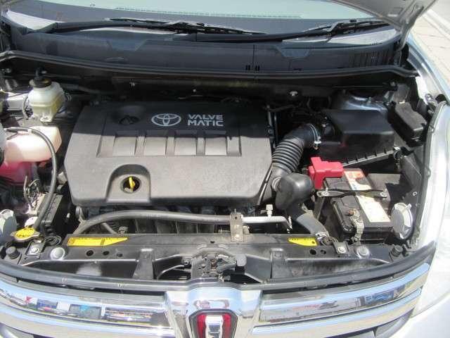 1800cc エンジン。
