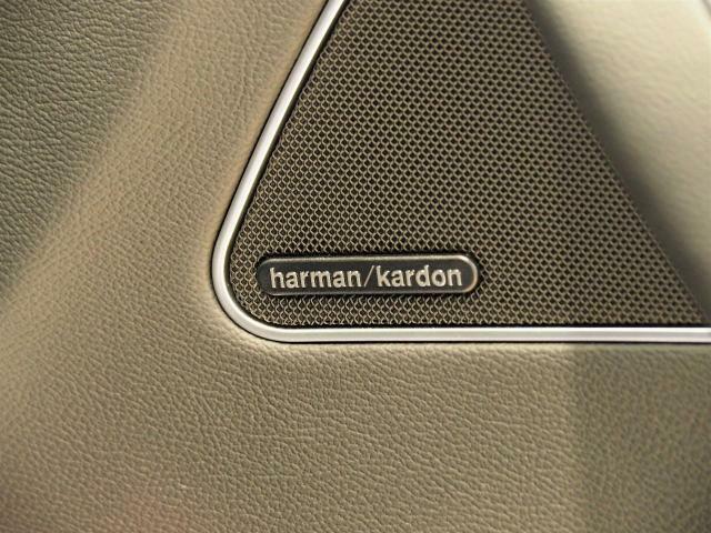 HarmanKradonサウンドシステムの14個のスピーカーが車内をより一層盛り上げます。