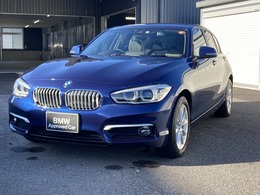 BMW 1シリーズ 118d スタイル スペアキー有 定期点検記録簿付