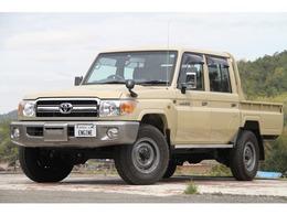 トヨタ ランドクルーザー70ピックアップ 4.0 4WD 純正OPウインチ  保証1年付 車検整備付