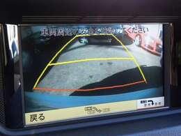 純正HDDナビにバックカメラ搭載!地デジフルセグも視聴可能!