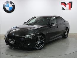 BMW 3シリーズ 320d Mスポーツ エディション シャドー 19AW ACC パドル Rカメラ LED 衝突警告 USB