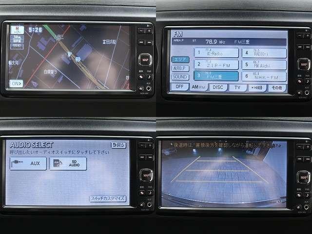 純正メモリーナビ!NSZNU-W60!CD!フルセグ!バックカメラ!