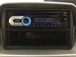 ☆社外オーディオ Clarion製 型式:CZ109 (ラジオ/CD/AUX)