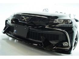 トヨタ マークX 2.5 250G リラックスセレクション RDS3眼ヘッドライトNEWタイプ新品アルミ