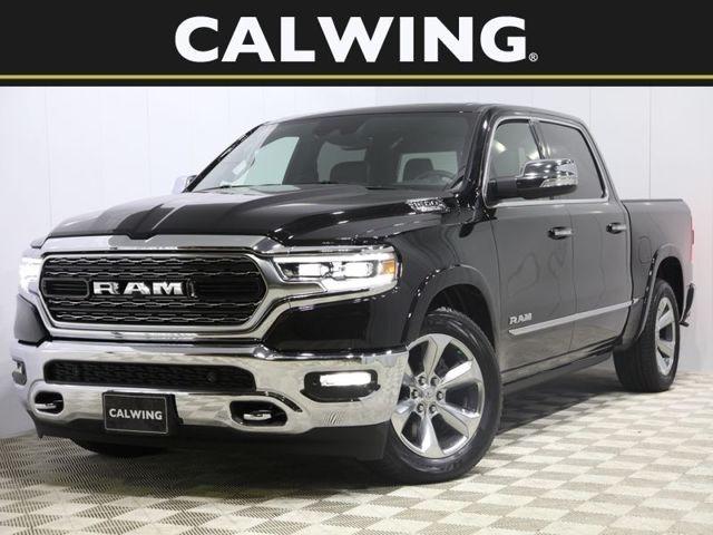 https://www.calwing.com/car/20201020100445/ グレードのリミテッドが入庫致しました。これがトラック??と驚くような豪華な装備や機能が満載のラム1500リミテッド。