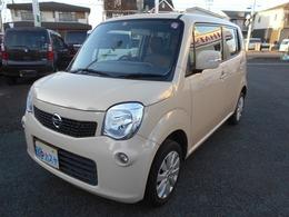 日産 モコ 660 X ナビTVプッシュスターiストップ軽自動車