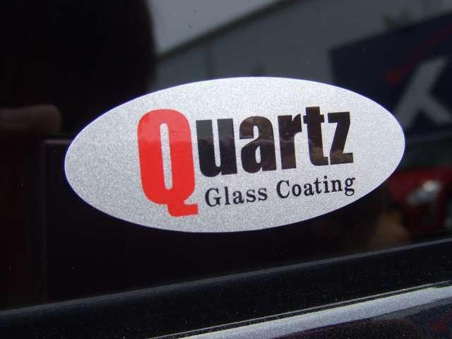 当社のコーティングはなんと!!あの有名な『クオーツ』を採用させて頂いております☆クオーツクオリティーを向上させる為に自社併設工場も作って、より良い環境の中で皆様のカーライフの仕上げを行っております!!