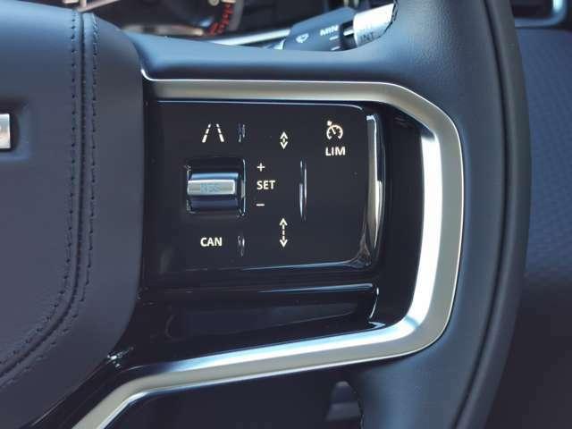 アダプティブクルーズコントロール搭載!前車追従式のクルーズコントロールをご使用になれます!