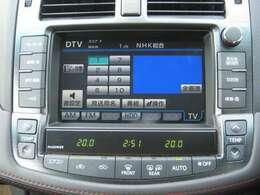 「AVソース」 フルセグTVやBTオーディオなど様々なメディアがご利用できます♪