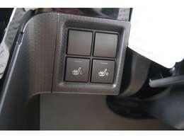 寒いときにありがたい装備!運転席・助手席とシートヒーター!!