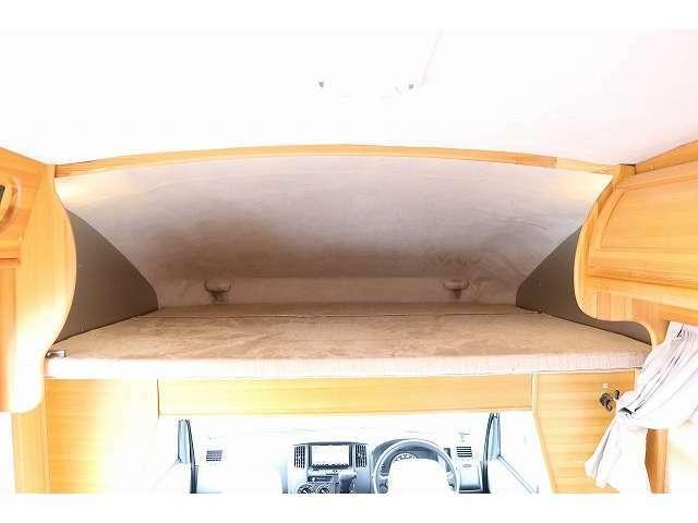 バンクベッド部サイズ160×135