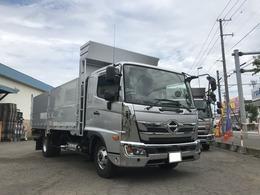 日野自動車 レンジャープロ ワイド ファームダンプ 5.3m