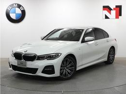 BMW 3シリーズ 320d xドライブ Mスポーツ ディーゼルターボ 4WD 18AW コンフォートP ACC 衝突軽減 車線逸脱
