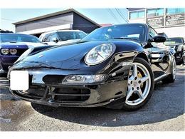 ポルシェ 911 カレラ ティプトロニックS 右ハンドル ディーラー車