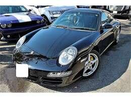 911カレラ ティプトロニックS カロッツェリアナビ 右H ディーラー車 純正ホイール 高級感漂うブラックカラー、人気のポルシェ『カレラ』入庫致しました! 走行も若くおススメです