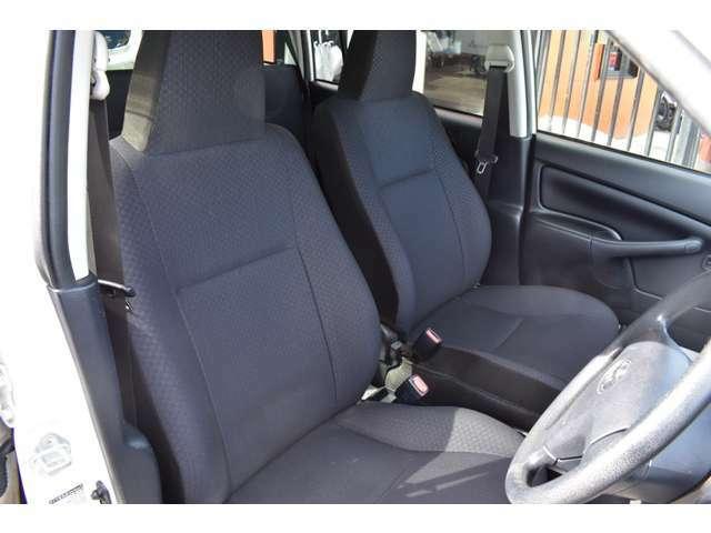 ■運転席も広々していて座りやすいです■