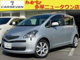 トヨタ ラクティス 1.5 G Lパッケージ HIDセレクション 1オーナー 純正SDナビ 社外アルミ ETC