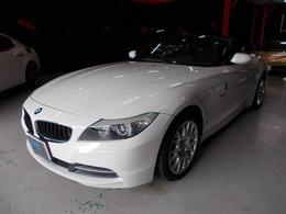 BMW Z4 sドライブ 23i ハイラインパッケージ ディーラー整備 黒革 地デジBカメラ 記録簿