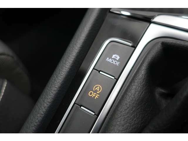 ドライブモード選択可!