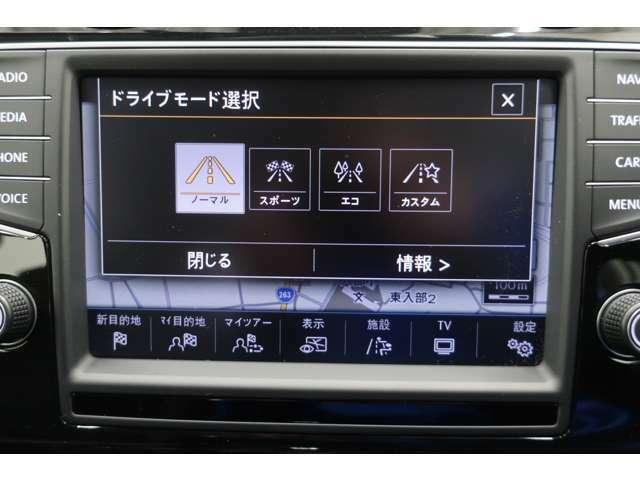 走行中にTVが映るTVキャンセリングの施工も承っております。