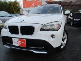 BMW X1 sドライブ 18i HDDナビ/TV/バックカメラ